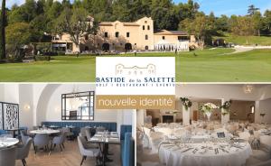 Une nouvelle identité pour notre golf de Marseille - Open Golf Club