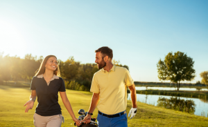 Nos offres golf Saint-Valentin - Open Golf Club