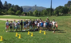 Junior golf courses during school holidays! - Open Golf Club