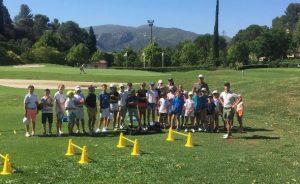 Junior golf courses during school holidays! - Open Golf Club