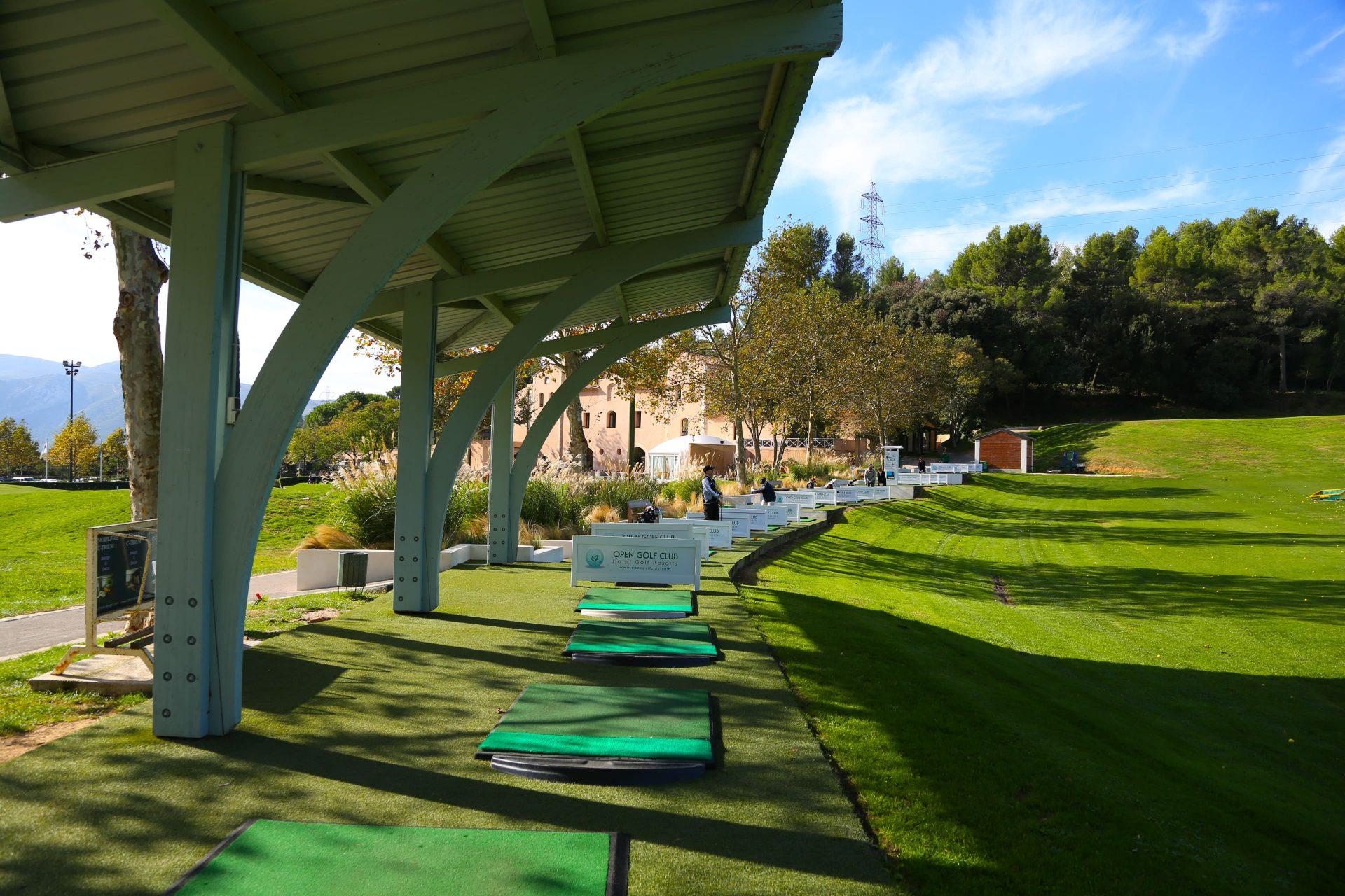 Practice Golf Bastide de la Salette