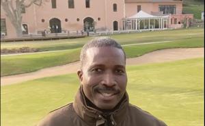 Simon Valmy, nouveau super intendant de l'équipe terrain - Open Golf Club