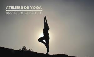 New : practice yoga at Bastide de la Salette ! - Open Golf Club