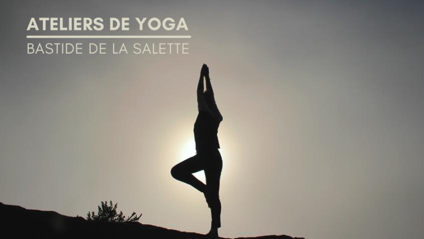 Nouveau, pratiquez le yoga à la Bastide de la Salette ! - Open Golf Club