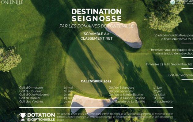 Destination Seignosse - dernière épreuve qualificative