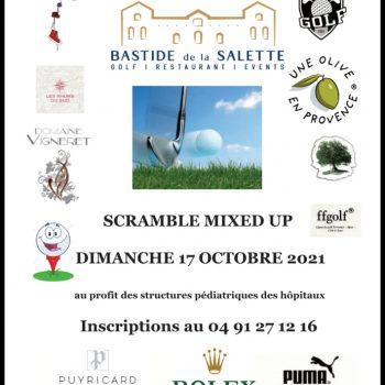 Amstramgram et chocolat Golf Bastide de la Salette Marseille octobre 2021 compétition