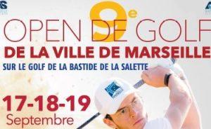 9e Open de golf de la Ville de Marseille - Open Golf Club