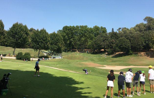 La rentrée de l'école de Golf 2021