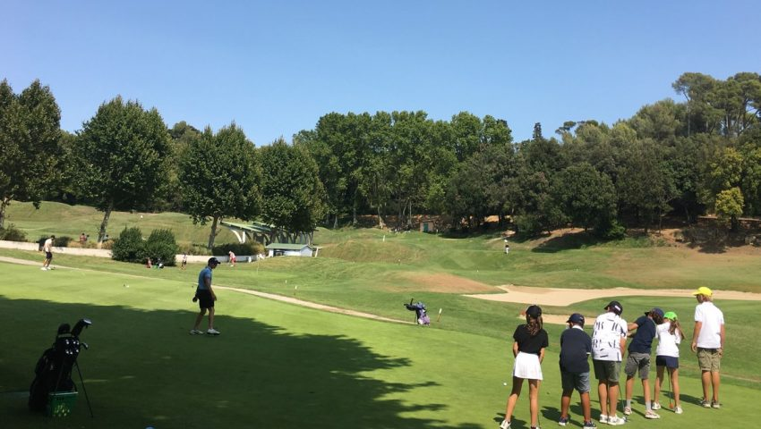Ecole de golf marseille 2021 - Golf Bastide de la Salette