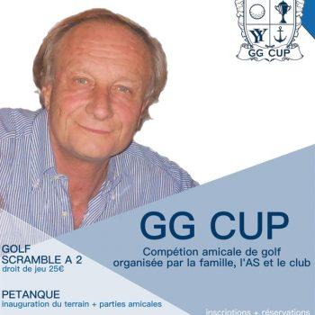 GG CUP - Golf Bastide de la Salette - 8 octobre